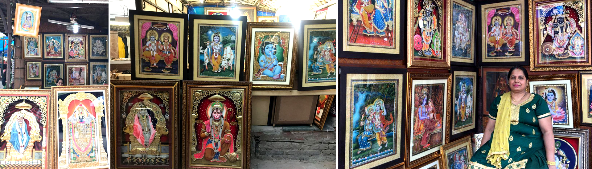 Tanjore Painting Gallery
